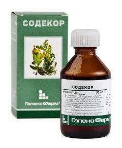 Настойка Содекор